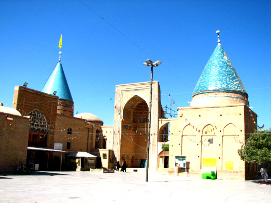 Bayazid Bastamy Tomb at bastam