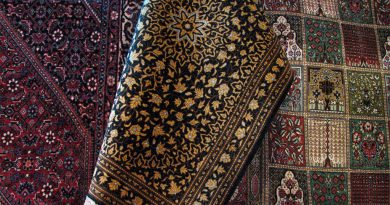 Persian Carpet Designs