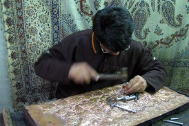 Metalworking in Iran