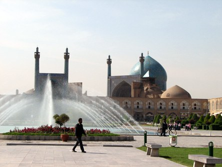 The City of Esfahan