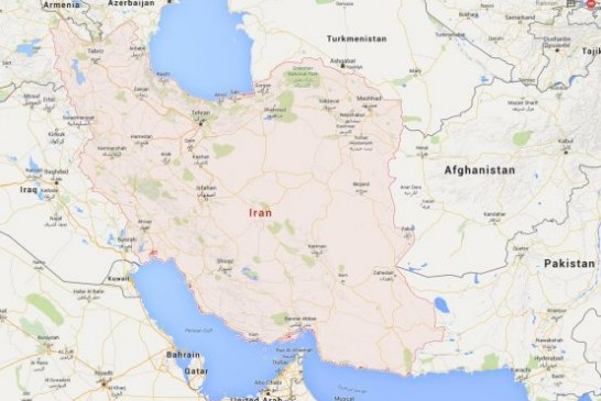 General Geography of Iran