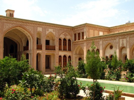 The City of Kashan
