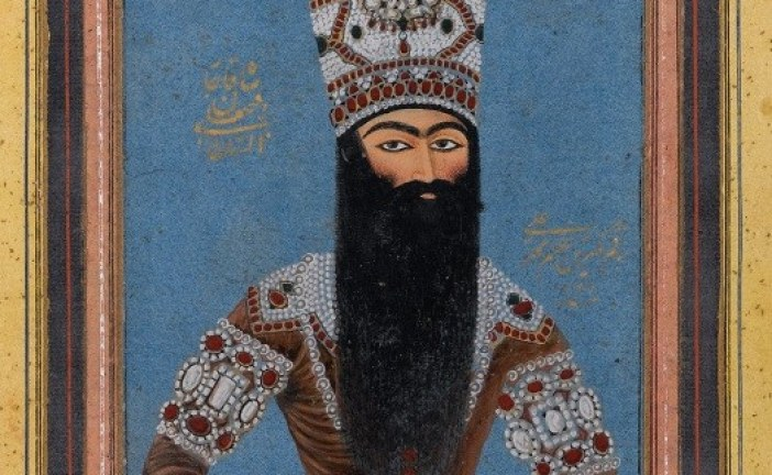 Lacquer Painting in Iran