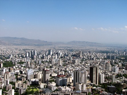 The City of Tehran
