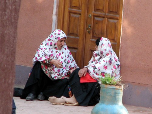 Abyaneh People
