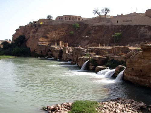 Water Mills & water management in ancient Persia