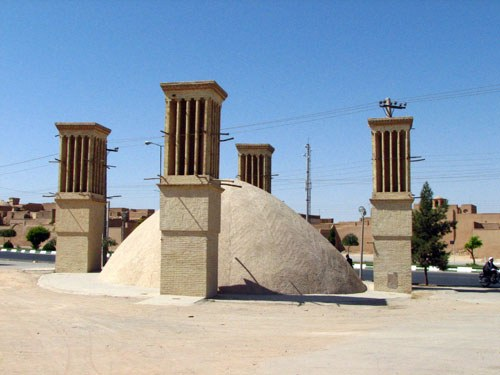 Water Reservoirs & Water Management in ancient Persia