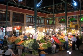 Iran Travel Advice about Food & Drinks in Iran