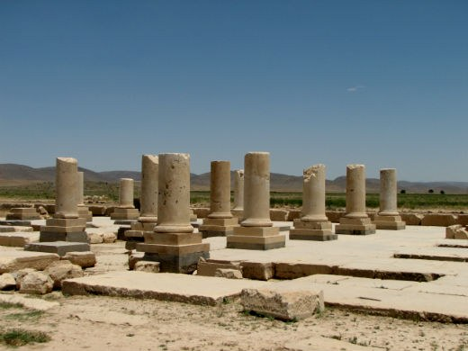 Residential Palace of Cyrus the Great