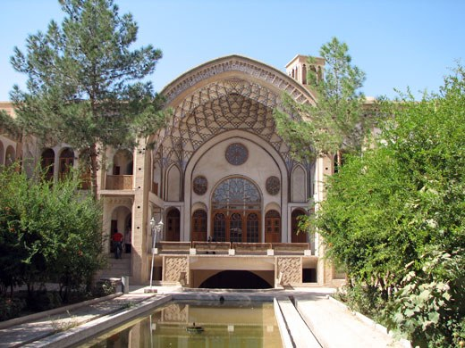 Ameri House, One of the Historical Houses of Kashan