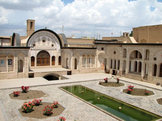 Tabatabaee Historical House of Kashan