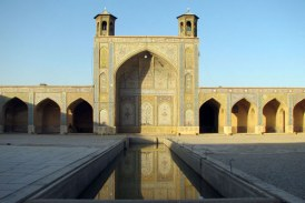 Visit Vakil Mosque of Shiraz While Traveling in Iran
