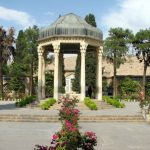 Tomb of Hafez, Persian Poet