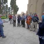 Tour Guide from Iran