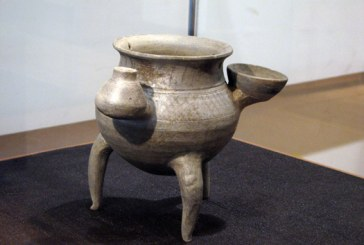 Khorvin Artifacts on Display at Tehran's Archaeological Museum