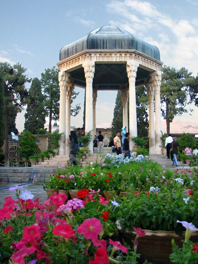 Tombs of Famous Iranian Poets