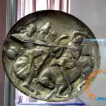 A Sassanian Object in Azerbaijan Museum