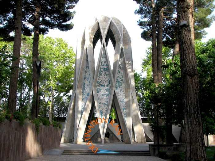 Tomb of Omar-Khayam