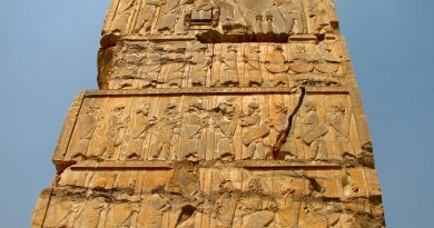 Persepolis is one of Shiraz tourist attractions