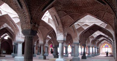 Tabriz Friday Mosque, Tabriz Tourist Attractions