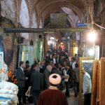Tabriz Roofed Bazaar Passageways