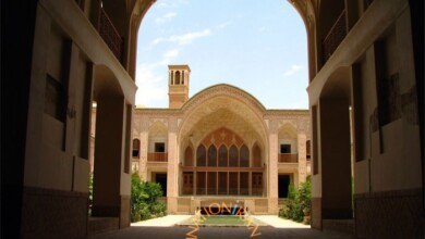 Ameries House Eyvan, Kashan Tourist Attractions
