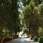 Fin Garden with its Fountains in Kashan
