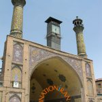 Friday Mosque, Tehran's Bazaar