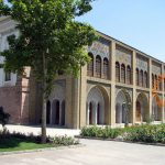 Abyaz Place at Golestan Palace Compound, Tehran