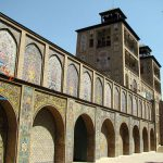 Shams-ol-Emareh Palace in Golestan Palace Compound
