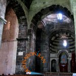 Saint Thaddeus Church Interior, North West of Iran