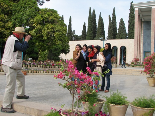 Taking Photos of People in Iran