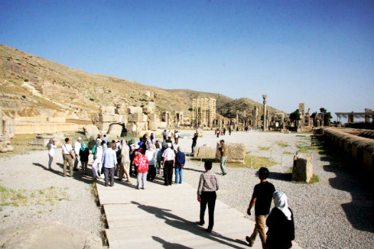 Tourist Attractions in Iran, Persepolis