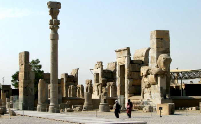 Visit Persepolis and Learn about Achaemenid Architecture