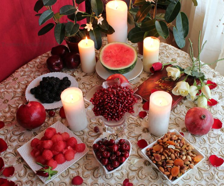Yalda Night in Iran