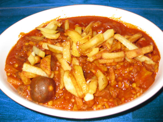 Khoresht Gheimeh, A Persian Food