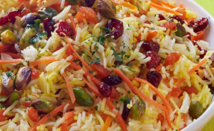 Morassa Polo, a Persian Food Best Cooked in Shiraz