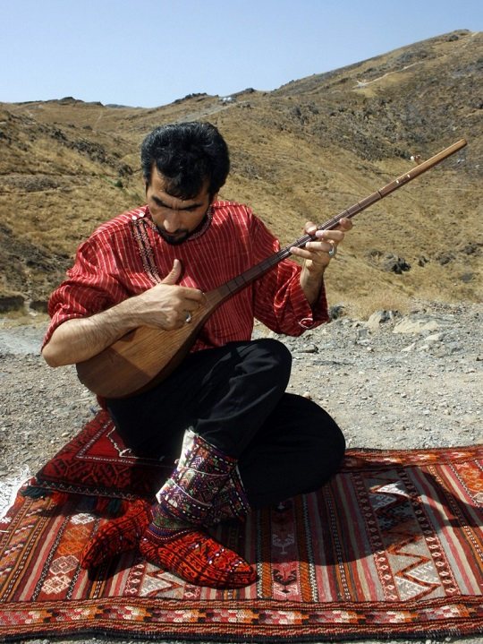 Music of Bakhshis of Khorasan