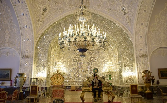Golestan Palace Compound, the Most Outstanding Qajar Buildings