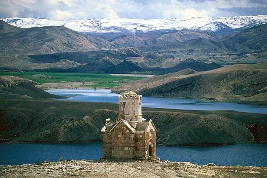 Chapel of Dzordzor in Armenian Monastic Ensembles of Iran