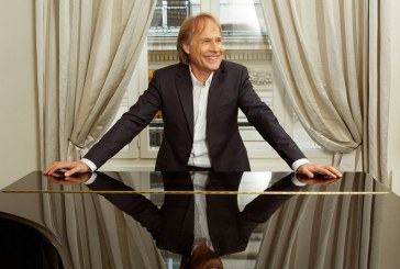 Richard Clayderman Arrived in Iran for Live Concert