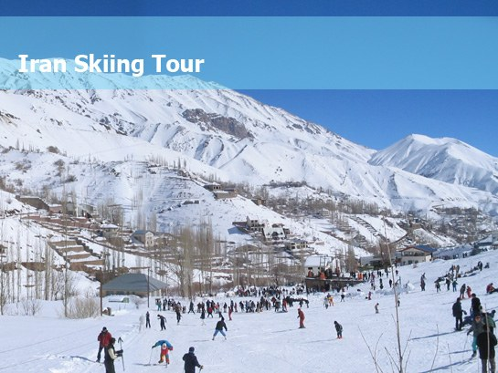 iran skiing tour
