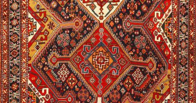 Fars Carpet Weaving Skills