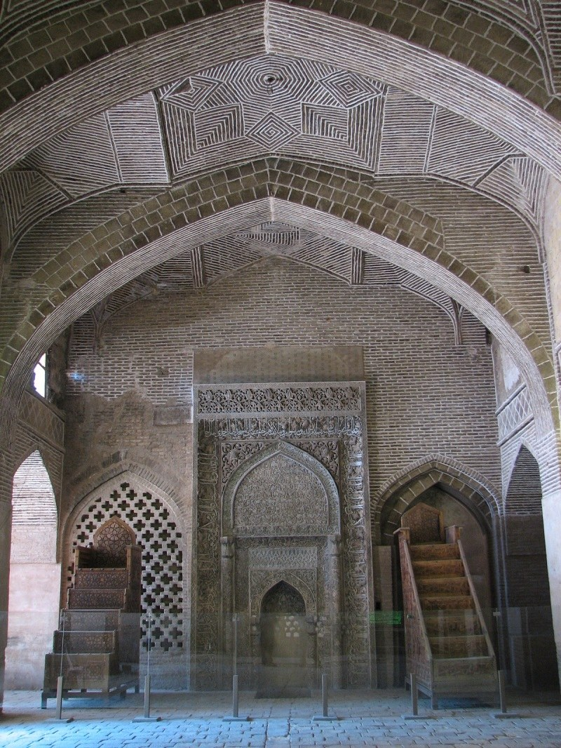 Jame Mosque of Esfahan