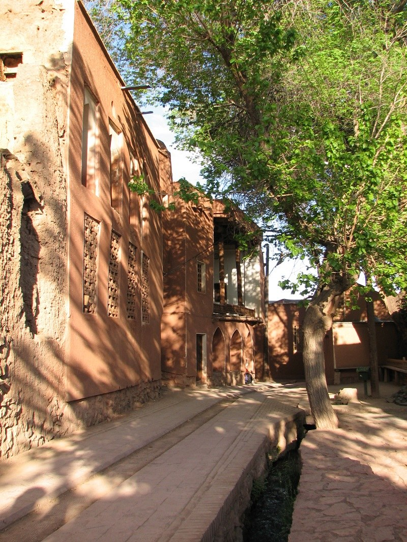 Abyaneh Houses and village Architecture