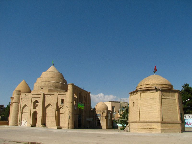 Damghan Tourist Attractions: Chehel Dokhtar Tower