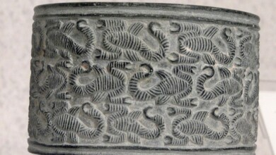 Jiroft objects' motifs