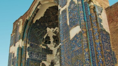 Blue Mosque of Tabriz