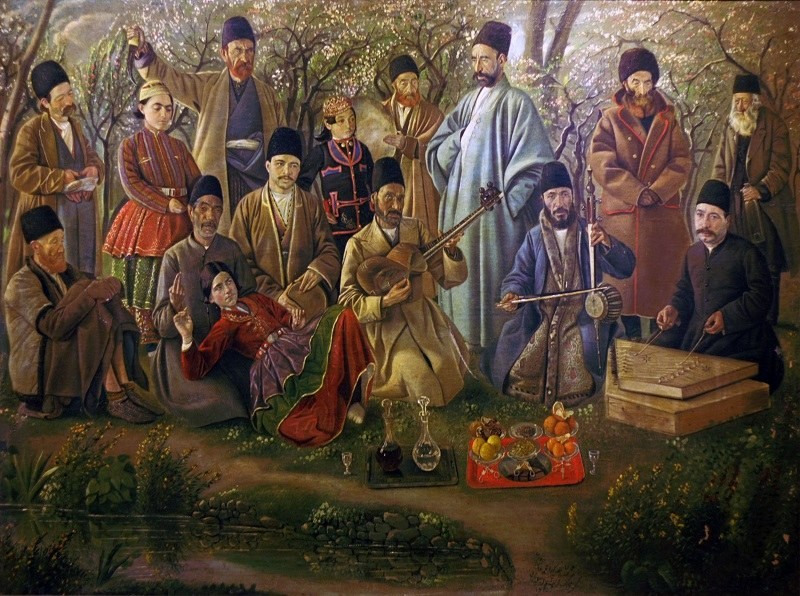 Introduction & History of Traditional Persian Music