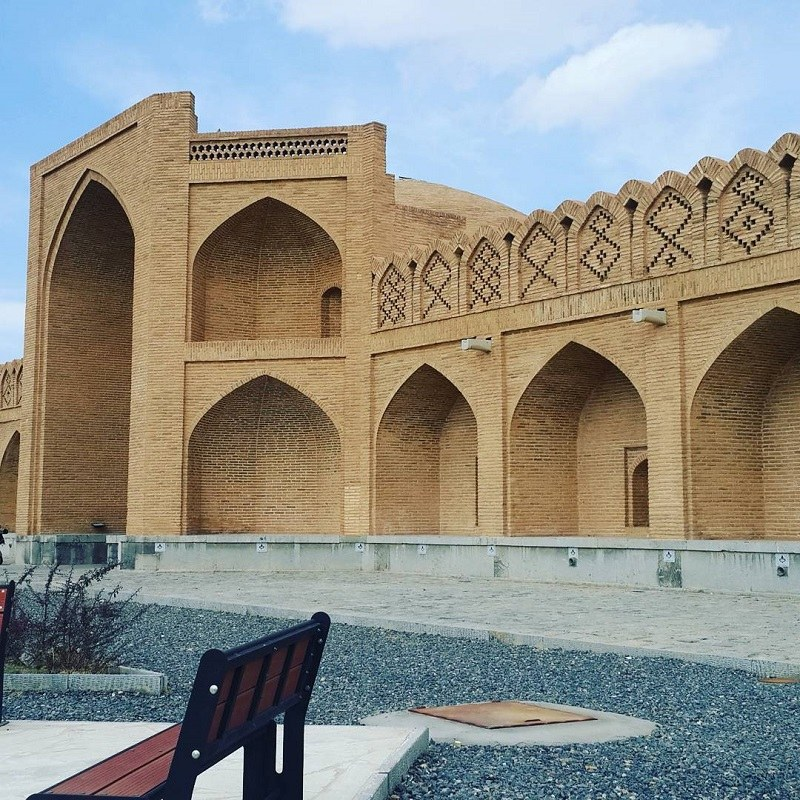 Koohab Caravansary | Natanz Historical Attraction